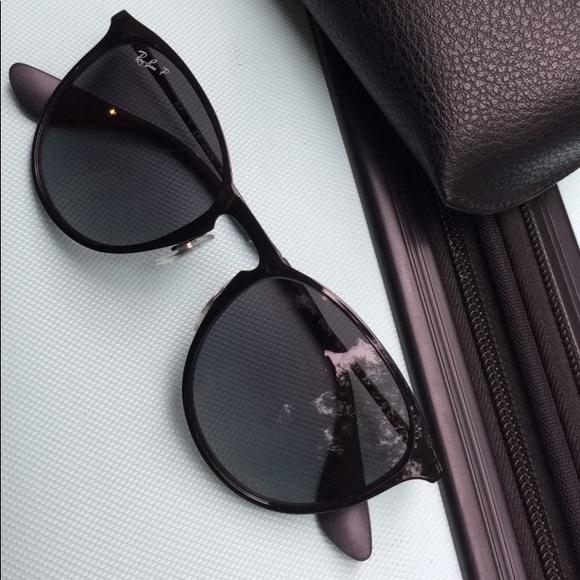 3c0f03a780756 Ray-Ban Polarized Erika Metal Sunglasses. M 5b3677a545c8b3b1c96d5cdb